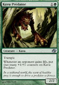 Kavu Predator - Foil