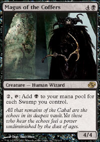 Magus of the Coffers - Foil