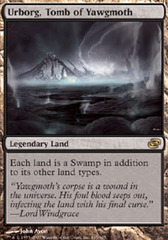Urborg, Tomb of Yawgmoth - Foil