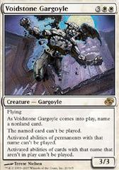 Voidstone Gargoyle - Foil
