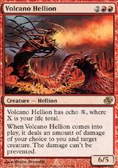 Volcano Hellion - Foil