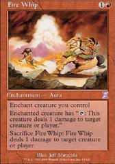Fire Whip - Foil