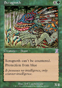 Scragnoth - Foil