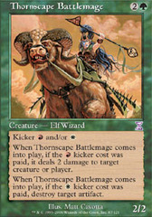 Thornscape Battlemage - Foil (TSB)