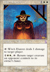 Witch Hunter - Foil (TSB)