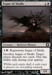 Augur of Skulls - Foil on Channel Fireball