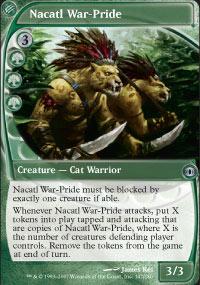 Nacatl War-Pride - Foil