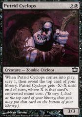 Putrid Cyclops - Foil