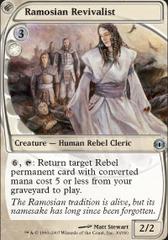 Ramosian Revivalist - Foil