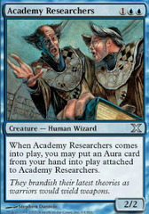 Academy Researchers - Foil on Channel Fireball