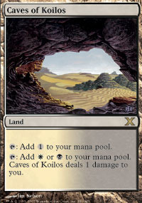 Caves of Koilos - Foil
