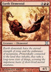 Earth Elemental - Foil