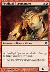 Prodigal Pyromancer - Foil