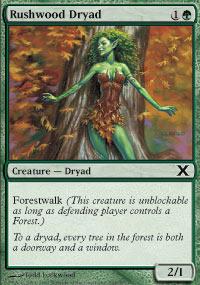 Rushwood Dryad - Foil