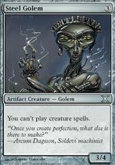 Steel Golem - Foil
