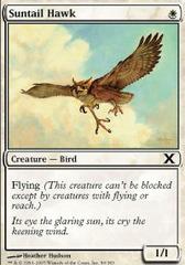 Suntail Hawk - Foil on Channel Fireball