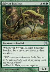 Sylvan Basilisk - Foil