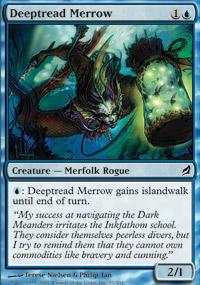 Deeptread Merrow - Foil