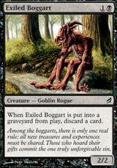 Exiled Boggart - Foil