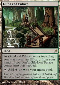 Gilt-Leaf Palace - Foil