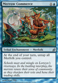 Merrow Commerce - Foil