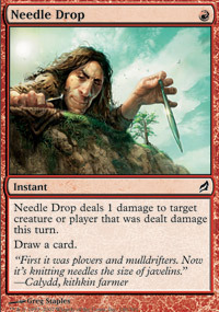 Needle Drop - Foil