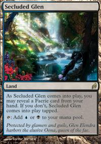 Secluded Glen - Foil