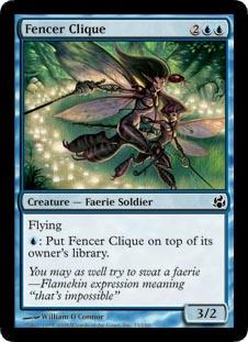 Fencer Clique - Foil
