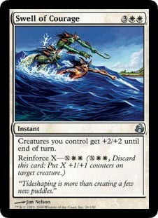 Swell of Courage - Foil