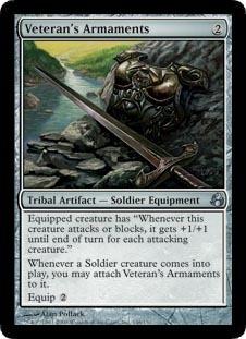 Veterans Armaments - Foil