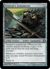 Veteran's Armaments - Foil