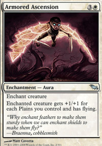 Armored Ascension - Foil