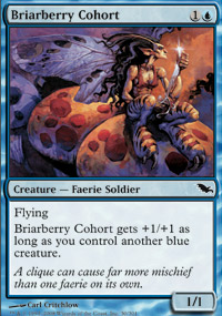 Briarberry Cohort - Foil