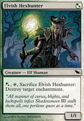 Elvish Hexhunter - Foil
