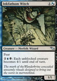 Inkfathom Witch - Foil
