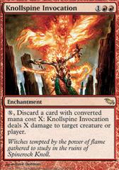 Knollspine Invocation - Foil