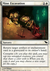 Mine Excavation - Foil