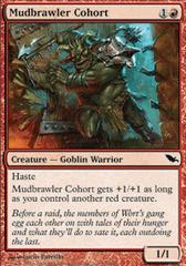 Mudbrawler Cohort - Foil