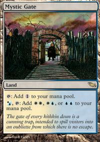 Mystic Gate - Foil