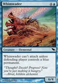 Whimwader - Foil