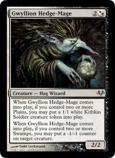 Gwyllion Hedge-Mage - Foil