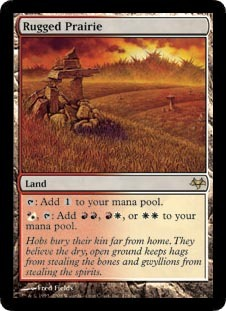 Rugged Prairie - Foil
