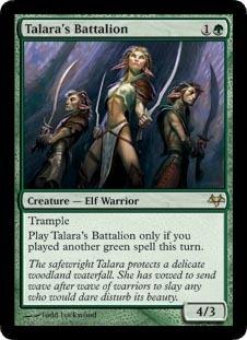 Talaras Battalion - Foil