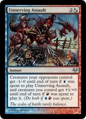Unnerving Assault - Foil