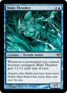 Wake Thrasher - Foil