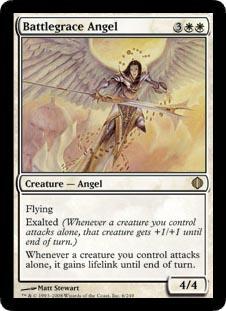 Battlegrace Angel - Foil