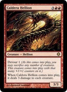Caldera Hellion - Foil