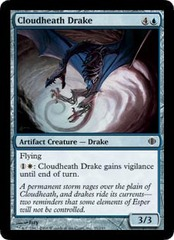 Cloudheath Drake - Foil