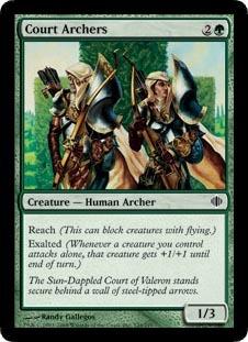 Court Archers - Foil
