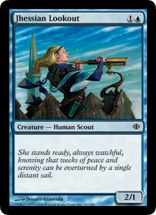 Jhessian Lookout - Foil